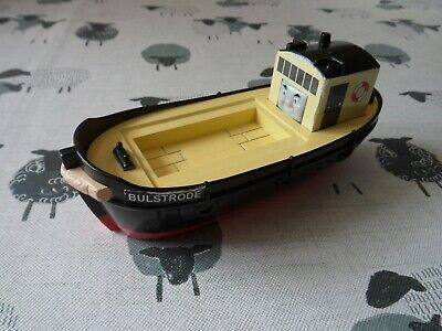 £9.95 • Buy Bulstrode Barge - Thomas The Tank Engine & Friends Trackmaster Motorised Trains