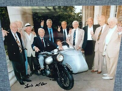 £9.99 • Buy Frank Williams,dads Army,hand Signed 10x8 Photo Coa