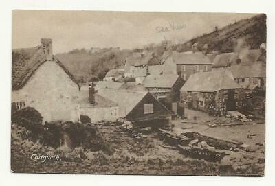 £2.49 • Buy Early Postcard Of Cadgwith, Cornwall