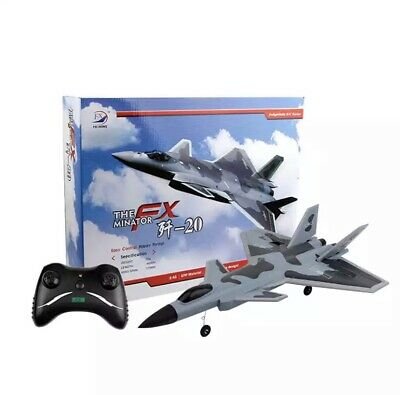£55 • Buy UK SU 20 Jet Fighter Remote Control Aircraft RC Model AirPlane 2.4G