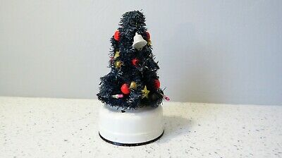 $ CDN7.27 • Buy Vintage 1950s Lighted Christmas Tree Battery Powered Made In Japan * AS IS