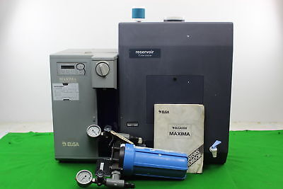 £300 • Buy Elga Maxima Ultra Pure Water Filtration System W/ 75L Reservoir Lab