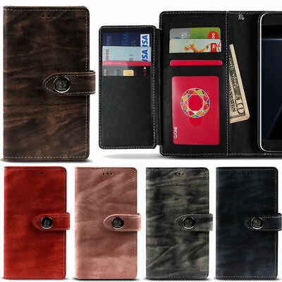 $ CDN15.99 • Buy Caramel Wallet Case For Samsung Galaxy Note9 Note8 Note5 Note4 Note3
