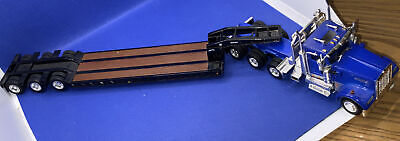 $ CDN121.03 • Buy Norscot 62102 Kenworth W900, Trail King Lowboy Low Loader 8261, 1:50, Vgc