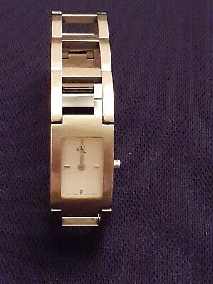 £20 • Buy Calvin Klein CK K4111 Ladies Stainless Steel Watch