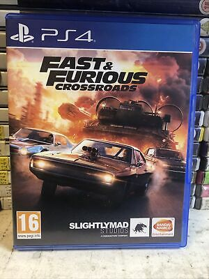 £12 • Buy Fast And Furious Crossroads Ps4