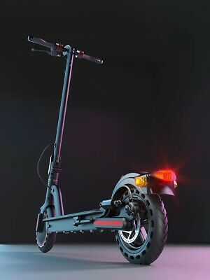 AU502.03 • Buy Electric Scooter For Adults With Shock Absorbers ,Double Braking System And App