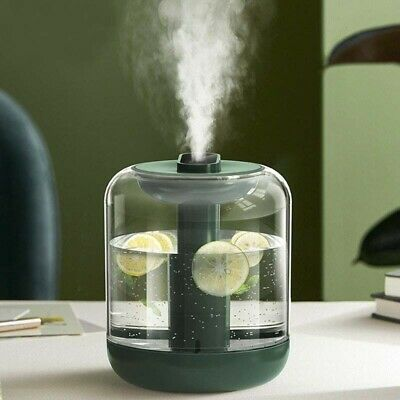 AU72.46 • Buy Large Air Humidifier Rechargeable Aroma Essential Oil Diffuser USB  For Home