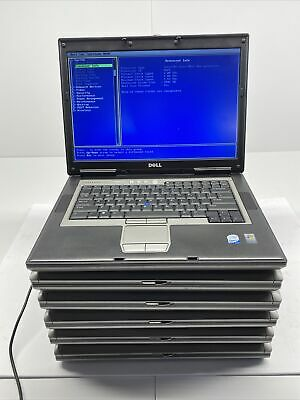 $ CDN758.22 • Buy Lot Of 6 Dell Latitude D820 Intel Core 2 Duo 06F6 1.0 GHz 2 GB No HDD No OS DS
