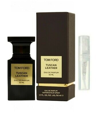 £4.95 • Buy Tom Ford Tuscan Leather 2ml FREE P&P