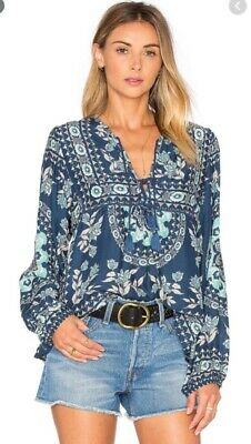AU139 • Buy 💙Spell Designs Gypsy Collective Vintage Pandora Blouse XS EUC💙