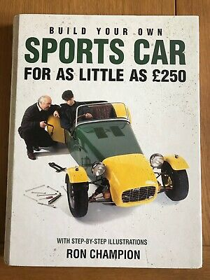 £3.20 • Buy Haynes,  Build Your Own Sports Car.  Ron Champion.