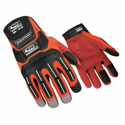 £12.95 • Buy Ringers Gloves 148 R-14 Mechanics Orange Essential Cut And Impact Protection