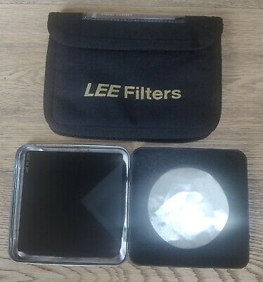 £75 • Buy LEE Filters BS10100U2 Big Stopper 100x100mm Neutral Glass Filter