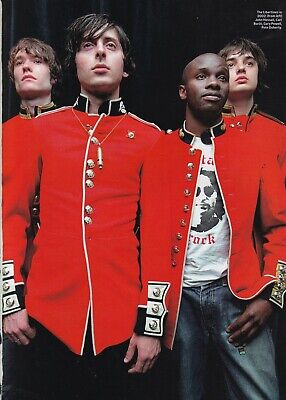 £5.99 • Buy The Libertines In 2002 - Mini Poster/Magazine Clipping