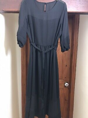 £5 • Buy Stunning Black Size 12 Dress NWTags