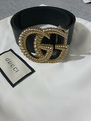 AU345.46 • Buy Gucci Belt Size 80 RRP £420