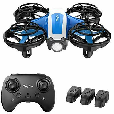 AU45.07 • Buy Holyton Mini Drone For Kids Beginners Adults Hand Operated/Remote Control Qua...