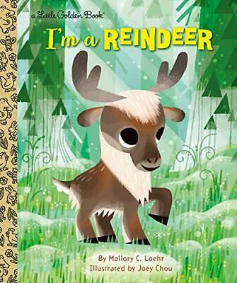 £7.26 • Buy Im A Reindeer Little Golden Books