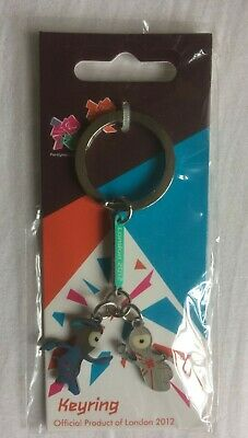 £2.99 • Buy London Olympic 2012 Keyring Official Product, NEW Condition Sealed .Mascots