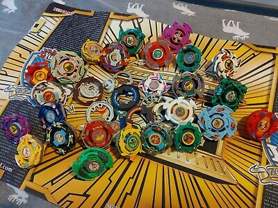 £141.64 • Buy Beyblade Lot USED OLD GENERATION TAKARA TOMY US Seller 24 Beys And Parts