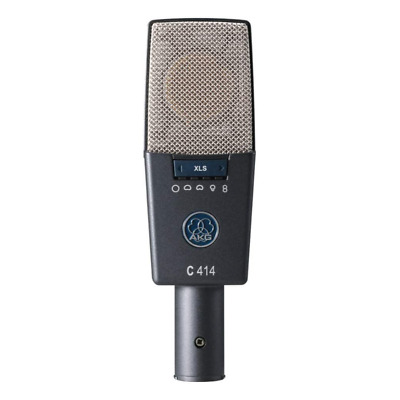 £630.33 • Buy AKG C414 XLS Dynamic Cable Professional Microphone