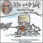 £3.99 • Buy Prokofiev – Peter And The Wolf  ( New/Sealed )  Narrated By Dame Edna Everage