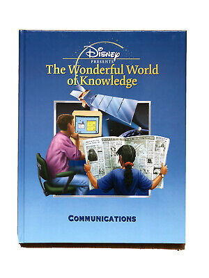 £6.99 • Buy Disney Presents The Wonderful World Of Knowledge Communications Book Very Good