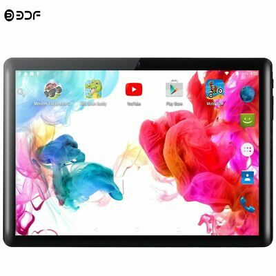 £118 • Buy 2020 Best-selling 10.1 Inch 3G Phone Call Tablet Pc Android 9.0 Quad Core Google