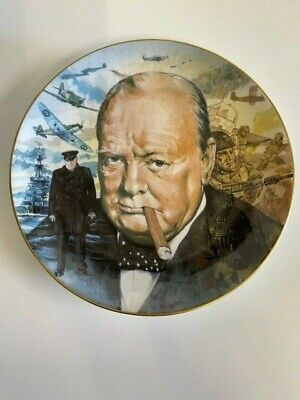 £9.99 • Buy The Hamilton Collection 'Their Finest Hour' Collectors Plate No.1399
