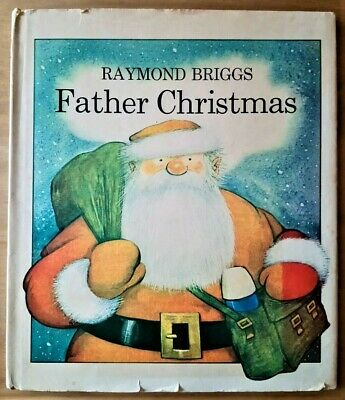 £39 • Buy First Edition Father Christmas 1st / 3rd Print 1974 Raymond Briggs (the Snowman)