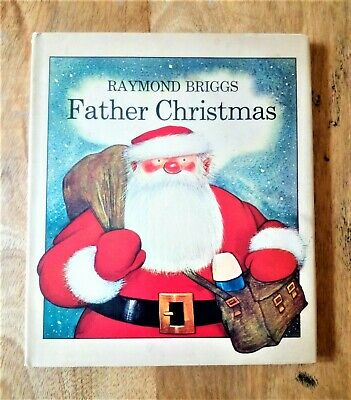 £375 • Buy 1973 1st / 1st Edition Father Christmas First Print Raymond Briggs (the Snowman)