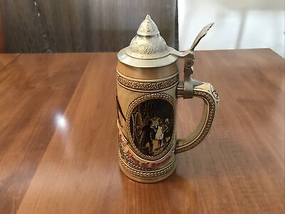 $ CDN11.98 • Buy Anheuser-Busch Budweiser  E  Series Limited Edition Stein With Lid