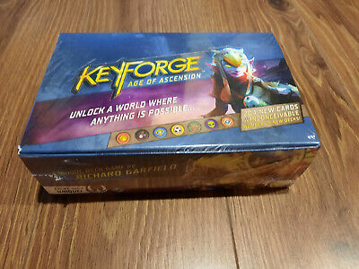 $ CDN45 • Buy KeyForge  Age Of Ascension Archon Box - New (204 Cards)