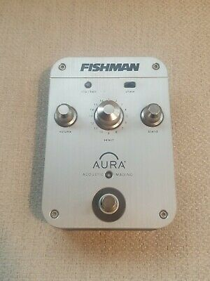 $ CDN108.88 • Buy Fishman Aura 16 Acoustic Imaging Guitar Effect Pedal. Free Shipping!