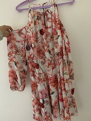 AU20 • Buy Forever New Floral Dress Size 8