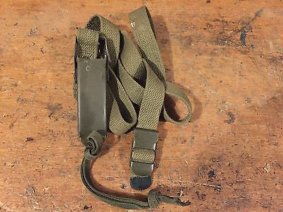 $10 • Buy .3M38 M38A1 M151 M37 M715 M54 M800 M900 Army Jeep Truck Jeep Gas Water Can Strap