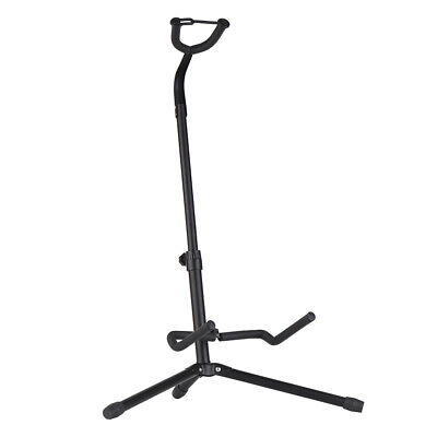 $ CDN35.22 • Buy Adjustable Upright Tripod Guitar Floor Stand For Acoustic Electric Guitar V8Y9
