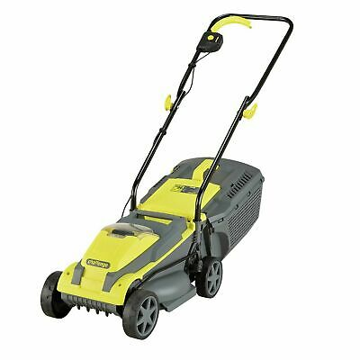 £99.99 • Buy Challenge CH18V2 31cm Cordless Rotary Lawnmower - 18V - Free 90 Day Guarantee