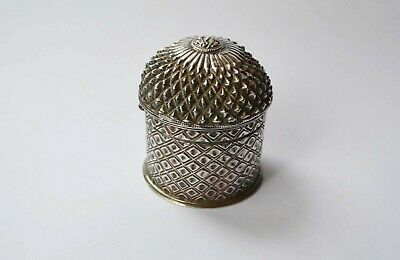 £150 • Buy Fine Old  Asian Indian Silver Betel Box