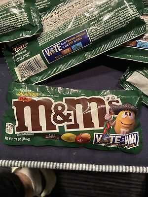 $14.99 • Buy Mexican Jalapeño M&M's Chocolate Exotic Candy Limited Edition,Never Remade1.74oz