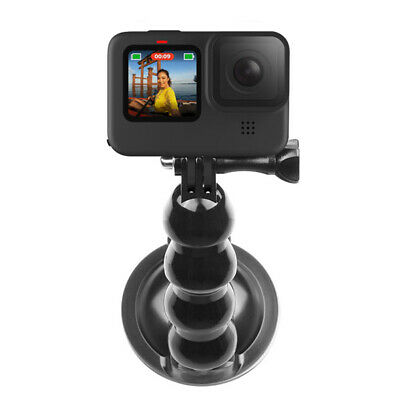 AU16.91 • Buy Car Mount Holder Suction Cup ABS Extension For GOPRO Hero 9 Black Accessories