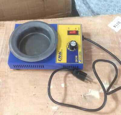 £26.66 • Buy USED Solder Pot Bath 110V 300W  Some Traces Of Use, Functional Intact