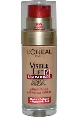 £10.95 • Buy L'Oreal Paris Visible Lift Serum Inside, Instant Lift Foundation New & Sealed