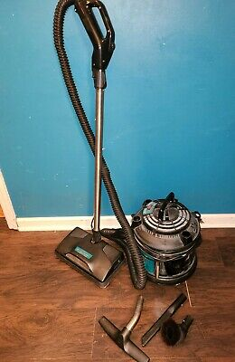 $150.99 • Buy Filter Queen Majestic Canister Vacuum  And Attachments