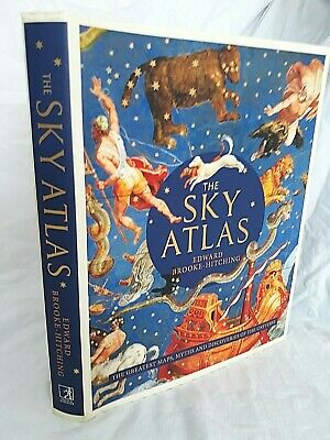 £21.15 • Buy The Sky Atlas: The Greatest Maps, Myths And Discoveries Of The Universe