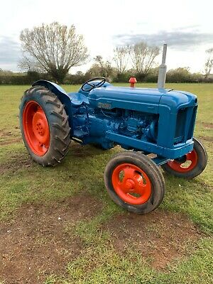 £2650 • Buy 1953 Fordson E1a Major Tractor