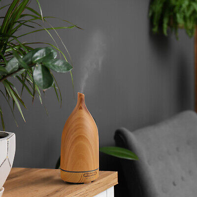 AU44.95 • Buy Milano Decor Aroma Diffuser 100ml Ultrasonic Humidifier Purifier And 3 Pack Oils
