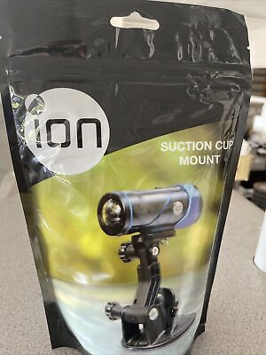 £7.73 • Buy ION Suction Cup Camera Mount Pack 5011