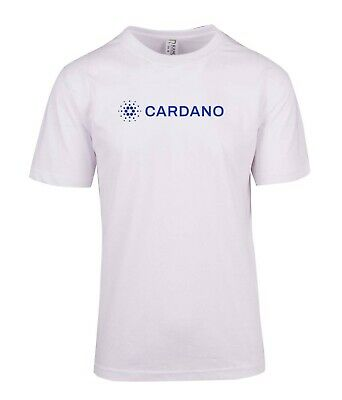 AU24.99 • Buy ADA CARDANO Crypto Currency Bitcoin Logo T-Shirt Aussie Seller FREE Postage